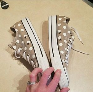 Converse Shoes - Converse Polka Dot Sneakers